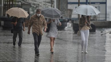 Meteoroloji'den 5 bölgeye sağanak uyarısı