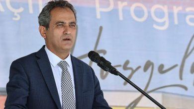 Milli Eğitim Bakanı Mahmut Özer: Eğitim sisteminin yüz yüze devam etmesi milli güvenlik meselesi