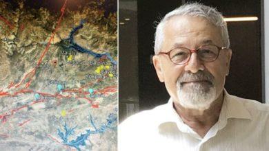 Prof. Dr. Naci Görür'den Tokat ve Malatya depremleri sonrası uyarı: Bu bölgede ciddi bir deprem bekliyoruz