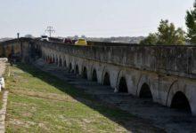 Tarihi Uzunköprü, restorasyona alındı