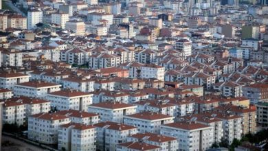 TOKİ'nin yaptığı yüksek katlı binalar özgün dokuyu zedeliyor