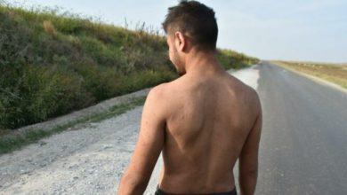 Yunanistan ,göçmenleri borularla dövüp yarı çıplak Türkiye'ye gönderdi