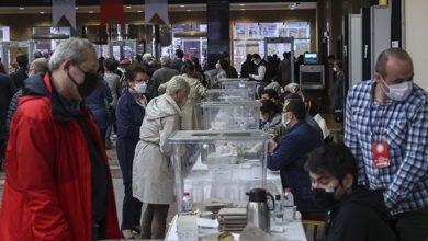 7 adayın yarıştığı İstanbul Barosu seçimleri başladı