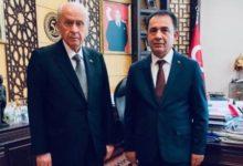 HSK'dan istifa eden Kocabey: Devlet Bahçeli ile yaptığımız istişare sonucu istifa ettim