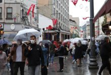 İstanbul için Çarşamba öğlene kadar soğuk hava ve sağanak uyarısı