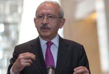 Kılıçdaroğlu : Kamuda görev yapan kişi parti militanı olamaz