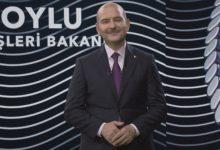 """Soylu, Ertuğrul Özkök'ün """"Formula 1'de şampanya patlatılması"""" iddiasını yalanladı"""
