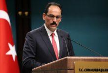 Sözcü Kalın: Kapasitemizi aşarak 4 milyon Suriyeliyi kabul ettik