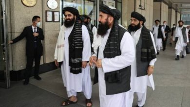 ''Taliban heyetindeki 31 kişiden 18'i BM'nin terör listesinde''